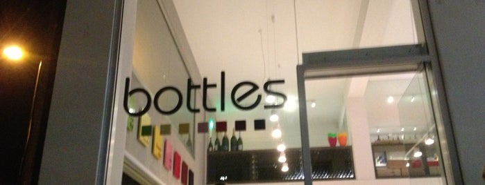 Bottles - wine&spirit is one of Wine Stores.