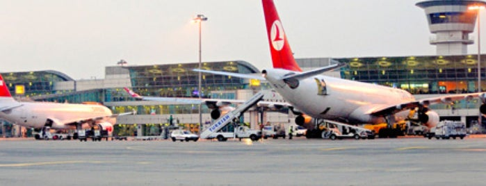 Domestic Terminal Arrival is one of Stars of İstanbul.