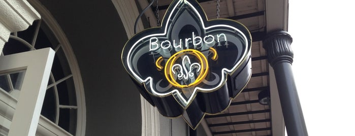 """Bourbon """"O"""" is one of Guide to New Orleans's best spots."""
