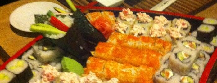 Wasabi is one of Favorite Food.