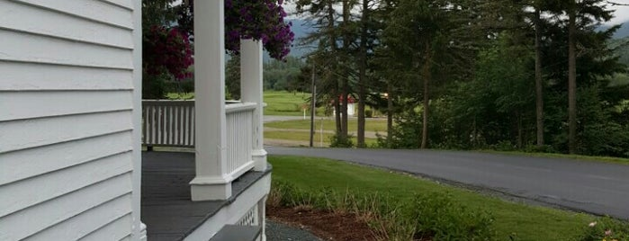 Omni Bretton Arms Inn at Mount Washington Resort is one of Bretton Woods Dining Options.