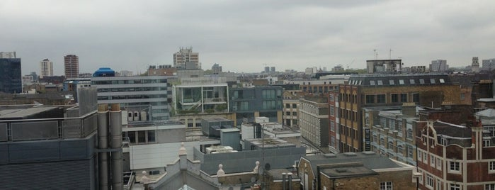 Hoxton Mix is one of Silicon Roundabout / Tech City London (Open List).