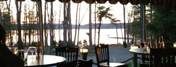 The Boat House Restaurant is one of Favorite Great Outdoors.