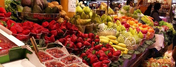 Mercat de Sant Josep - La Boqueria is one of Favorite Places Around the World.