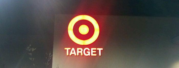 Target is one of 20 favorite restaurants.