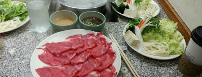 Shabu Shabu House is one of DOWNTOWN.