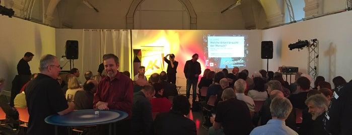 designforum Wien is one of Museen & Ausstellungen im MQ.