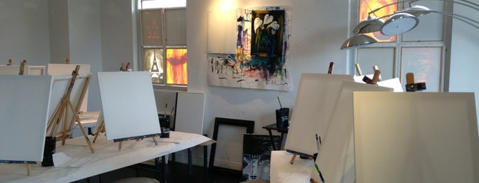 Painting With a Twist is one of Miami City Guide.