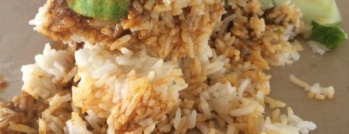 Seri Berang Seafood is one of @Hulu Terengganu.