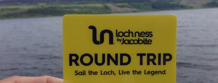 Jacobite Cruises is one of Must do in Inverness.