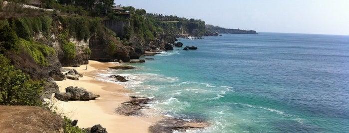 Tegal Wangi Beach is one of Beautiful Beaches in Bali.