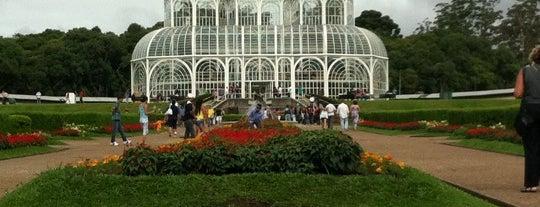 Jardim Botânico is one of O que recomendo em Curitiba.