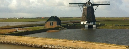 Molen Het Noorden is one of Dutch Mills - North 1/2.