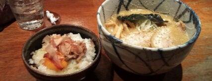 らーめん 風来居 渋谷店 is one of ラーメン!拉麺!RAMEN!.