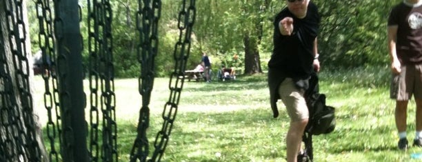 Toronto Island Disc Golf Course is one of Toronto & GTA Disc Golf Courses.