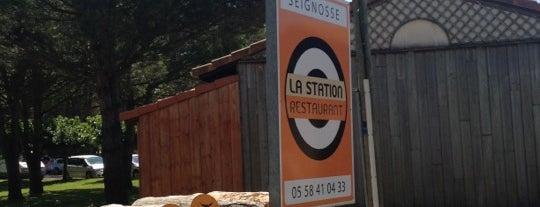 La Station Restaurant is one of Resto / Bistro Paris & Ailleurs.