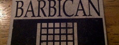 The Barbican Bar is one of All Bars & Clubs: TalkBangkok.com.
