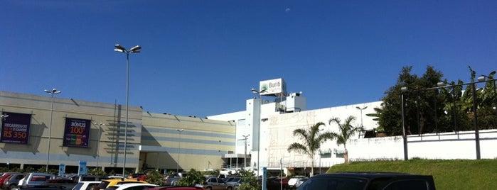 Buriti Shopping is one of Shoppings de Goiânia.