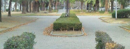 戎公園(ザビエル公園)(Xavier Park) is one of 公園.