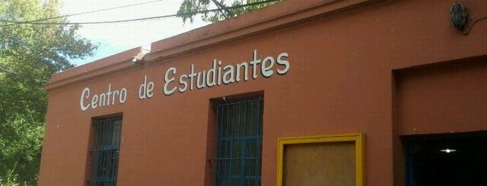 CEABA (Centro de Estudiantes de Agronomia de Buenos Aires) is one of Restos-Cerca.