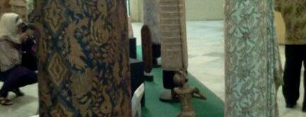 Museum Tekstil is one of Enjoy Jakarta 2012 #4sqCities.
