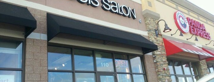 Regis Salon is one of Duncan.