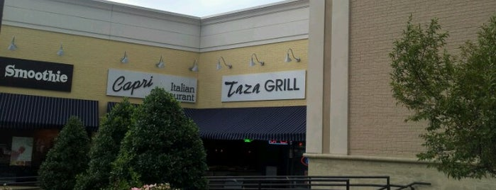 Taza Grill is one of 20 favorite places to eat.