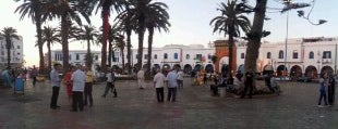 Place Tahrir is one of Larache.