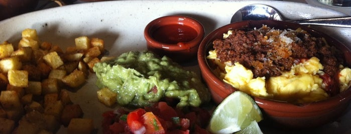 Barrio Mexican Kitchen & Bar is one of Dinner.