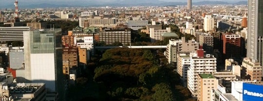 久屋大通公園 is one of #4sqCities Nagoya.