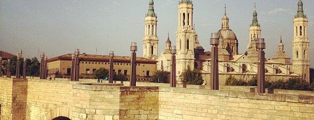 Top 10 de Lugares de Zaragoza