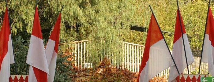 Monaco for Jardin animalier monaco