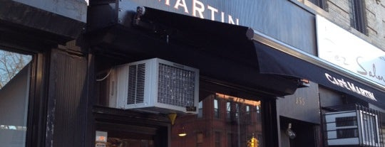 Café Martin is one of Coffee Shops to Explore (NY).
