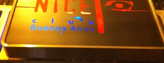 Niceto Club is one of pequeños placeres.