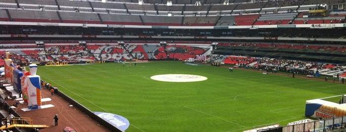 Estadio Azteca is one of O que Fazer na Cd. do México.