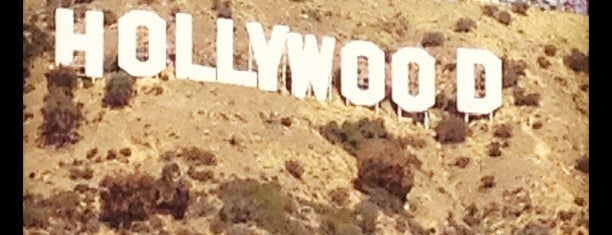 Hollywood Sign is one of Dream Destinations.