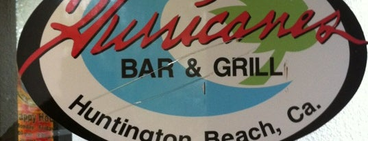 Hurricane's Bar & Grill is one of Happy Hour!!!!.