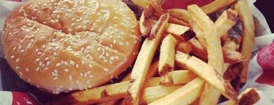 Reggie's Burgers, Dogs & Fries is one of Top picks for Burger Joints.