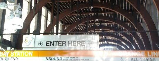 MBTA Back Bay Station (BBY) is one of Boston MBTA Stations.