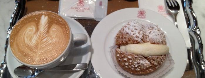 Antico Caffe Al Avis 恵比寿アトレ店 is one of Delicious♪~Ebis,Shirogane,Daikanyama,Area.