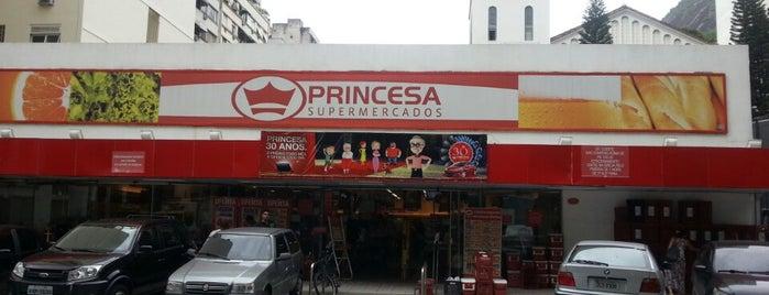 Princesa Supermercado is one of bad.
