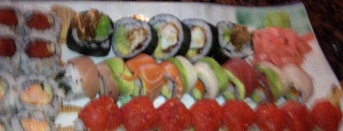 Little Tokyo is one of Best Restaurants in the Burg.