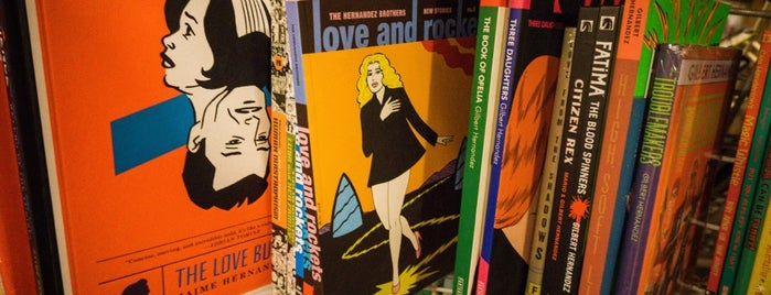 JHU Comic Books is one of Design & Internet NYC.