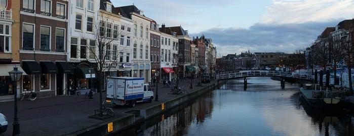 Leiden is one of Leiden, Holland.
