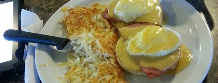 Eddies Diner is one of 20 Best Breakfast Spots.