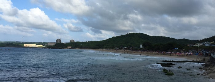 墾丁南灣 South Beach is one of Kenting.