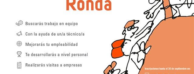 Ronda is one of Málaga.