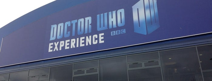 Doctor Who Experience is one of Attractions to Visit.
