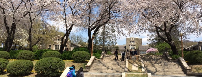 Yonsei University 언더우드관 is one of 연세대학교, Yonsei Univ..