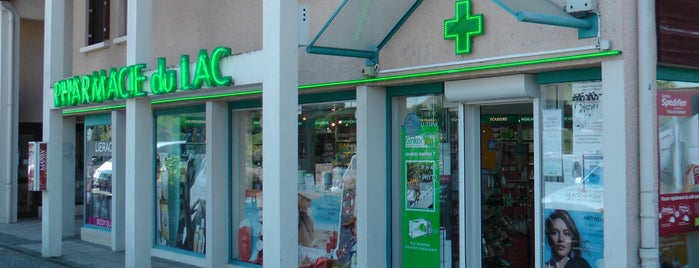 Pharmacie du Lac is one of Messery.